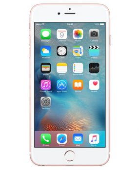 Apple iPhone 6s Plus – 128GB Rose Gold
