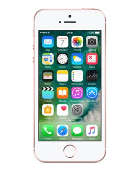 Apple iPhone SE – 64GB Rose Gold