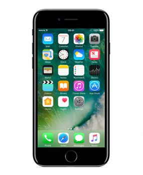 Apple iPhone 7 – 128GB Jet Black