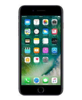 iPhone 7 Plus Black Front