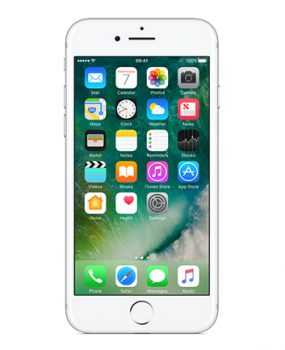 Apple iPhone 7 – 128GB Silver