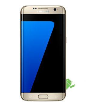 Samsung Galaxy S7 Edge – 32GB Gold Platinum