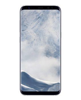 Samsung Galaxy S8 – 64GB Arctic Silver