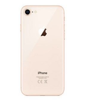 iPhone 8 Gold Back