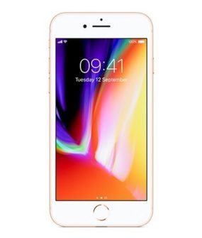 iPhone 8 Gold Front