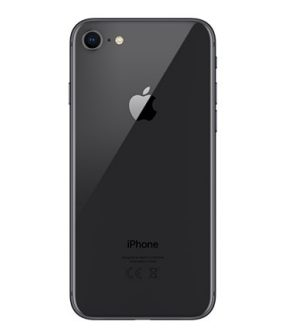 iPhone 8 Space Grey Back