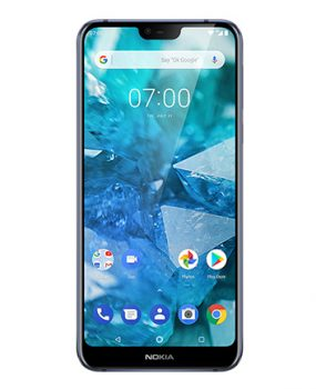 Nokia 7.1 – 32GB Midnight Blue