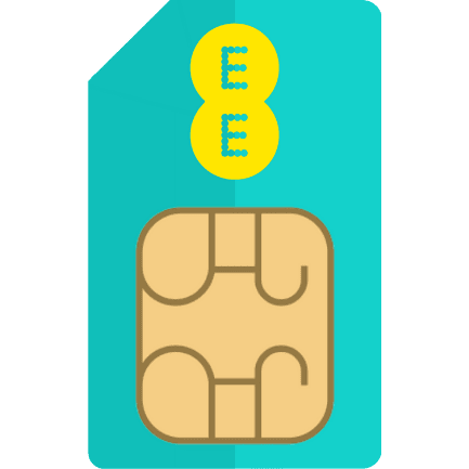 EE SIM Only at the lowest prices