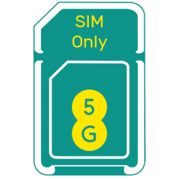 5G SIM Only