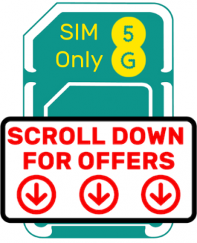 EE 5G SIM Only