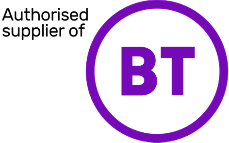 Authorised Supplier of BT