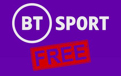 BT Sports App FREE