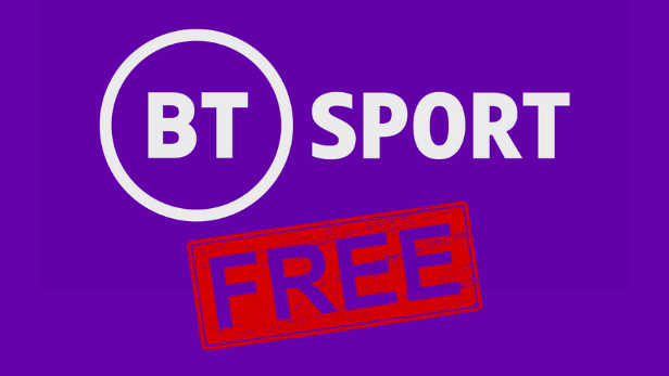 BT Sport App Free