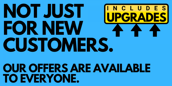 All our offers are available for new and upgrading EE Business customers