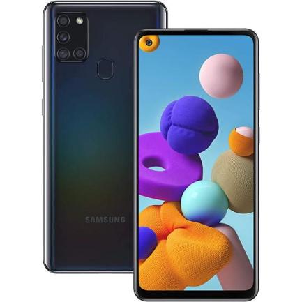 Samsung A21s Black