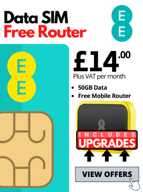 EE Business Data SIM