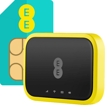 EE Mobile WiFi Plans with free Mobile Router