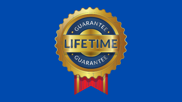 Lifetime Guarantee on EE Business