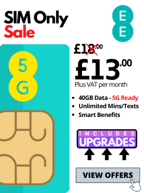 EE Business SIM Only